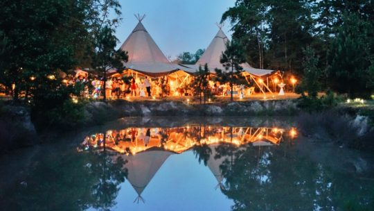 Tipi Wedding Showcase