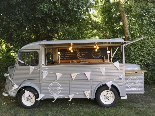 Tipi Wedding Showcase 2019, Bumper Bars, Big Day Event Tipis
